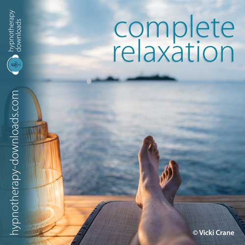 complete relaxation - hypnosis download from hypnotherapy-downloads.com
