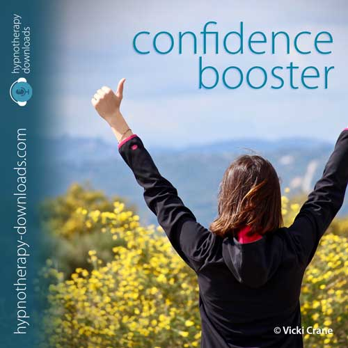 confidence booster - hypnosis download from hypnotherapy-downloads.com
