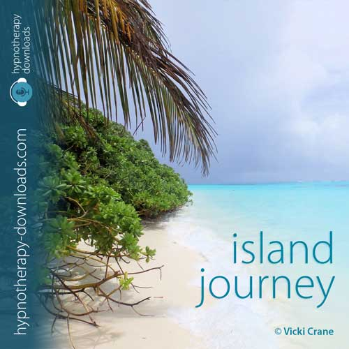 island journey - hypnosis download from hypnotherapy-downloads.com
