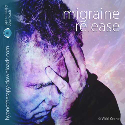 migraine release - hypnosis download from hypnotherapy-downloads.com