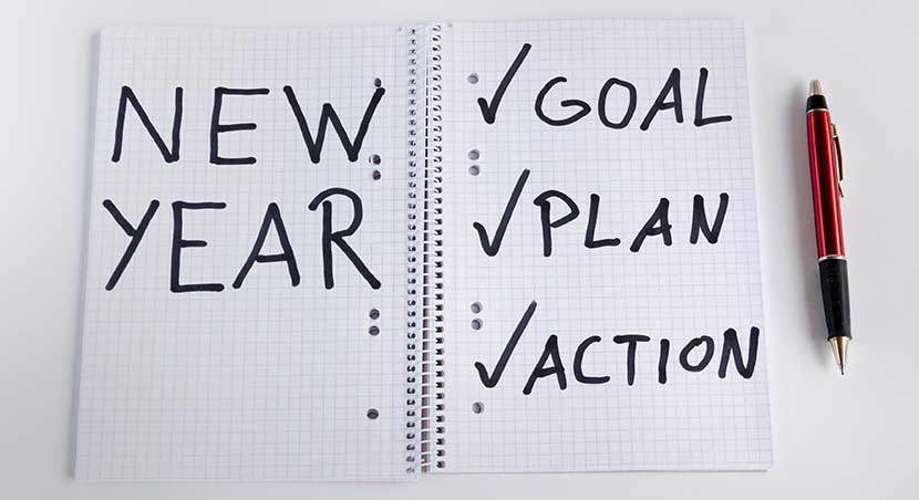 7 Ways to Keep Your New Year's Resolutions in 2021