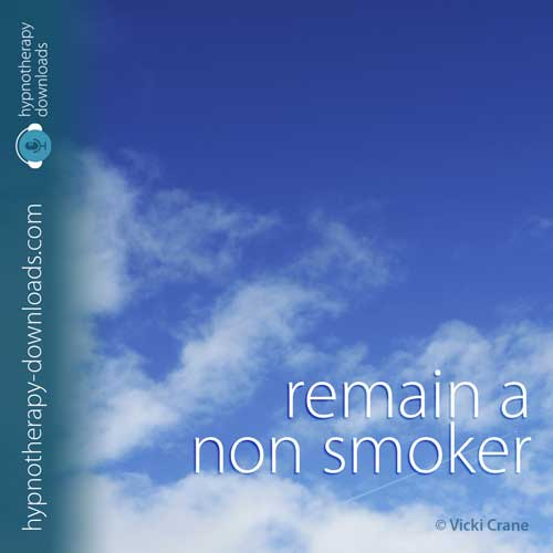 remain a non smoker - hypnosis download from hypnotherapy-downloads.com