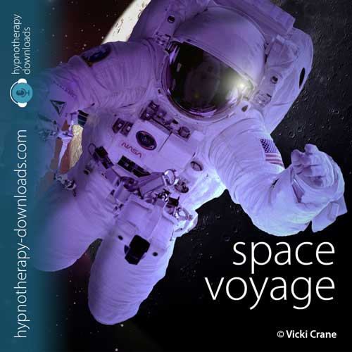 space voyage - hypnosis download from hypnotherapy-downloads.com