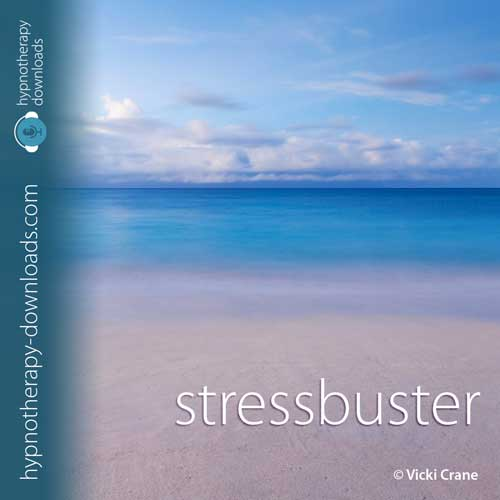 stressbuster - hypnosis download from hypnotherapy-downloads.com